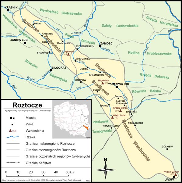 598px-Roztocze_map